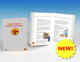 Home Workers Safety Essentials Booklet